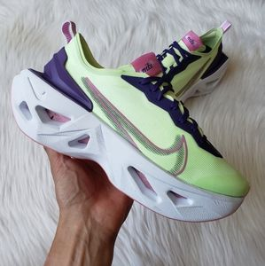 Nike Zoom X Vista Grind in Barely Volt Womens 9.5